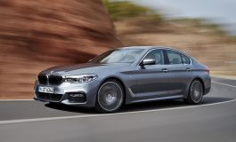 BMW Serie 5 berlina. Più leggera, dinamica, economica e completamente interconnessa
