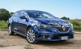 Prova Renault Megane Sporter, primo contatto nella capitale europea della cultura
