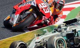 Formula 1 VS MotoGP, mediamente chi è più veloce sul giro?