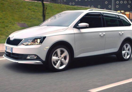 Nuova ŠKODA Octavia Wagon Design Edition: stile e tecnologia per il Cuore del Brand