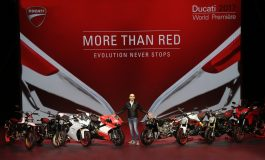 "Ducati World Première 2017, ""More than Red: Evolution never stops"""