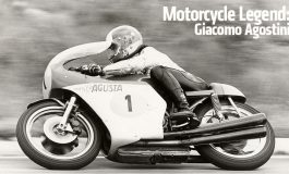 Giacomo Agostini: ascesa e tramonto al Nurburgring con la MV
