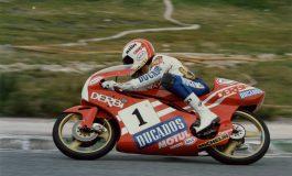 28 agosto 1988, Martinez ottiene l'ultima doppietta in un Gran Premio iridato