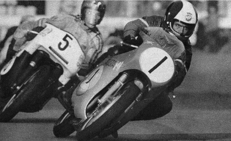British Meeting of Year 1971- Un quasi sconosciuto John Cooper batte Giacomo Agostini