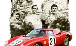 20 giugno 1965, l'ultima 24 ore di Le Mans della Ferrari