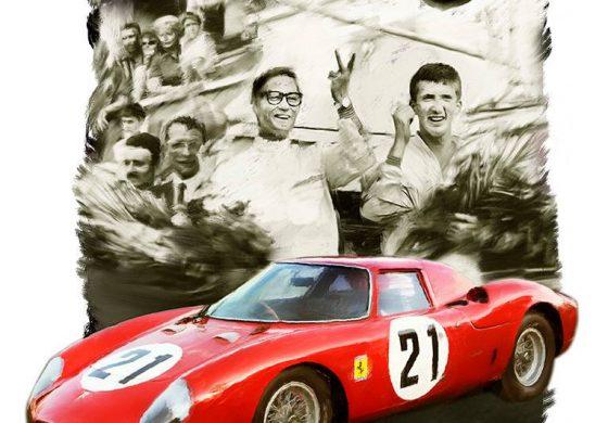 Ford vs Ferrari alla 24 ore di Le Mans. Capitolo 2, la sfida del 20° secolo