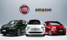 Al via la collaborazione tra FCA e Amazon