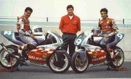 1991 La GILERA annuncia il ritorno al Mondiale nella classe 250