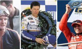 Solo quattro piloti hanno vinto almeno un GP della Top Class con Moto di tre marchi diversi