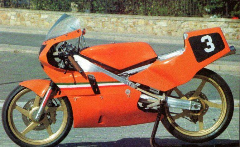 La LAVERDA 125 da GP (1989). Ne avevate mai sentito parlare?