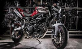 Corsaro 1200 ZZ: nome storico per la nuova moto costruita a mano con componentistica italiana