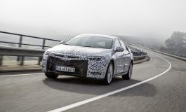 Nuova Opel Insignia: più leggera, più dinamica e più atletica