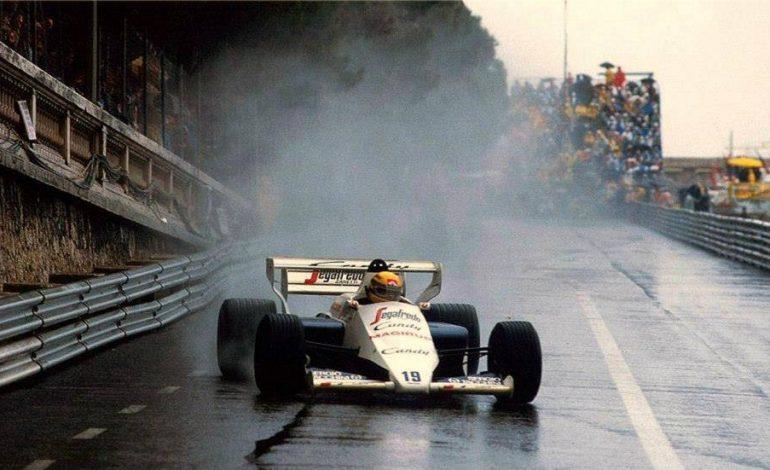 "3 giugno 1984 GP Monaco, inizia l'epopea ""Senna vs Prost"""