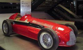 Alfa Romeo 158/159 Alfetta prima monoposto campione del mondo F1