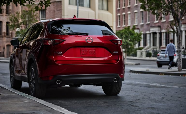 Presentata a Los Angeles la nuovissima Mazda CX-5