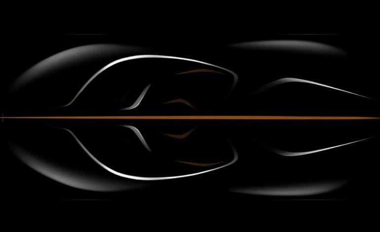 McLaren conferma un progetto esclusivo per una vettura a tre posti