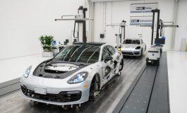 La nuova Porsche Panamera fissa nuovi standard nella produzione
