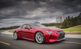Lexus LC 500 Hybrid: La nuova icona delle coupè di lusso del gruppo Toyota