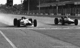Gran premio d'Italia 1967, un gran premio che rimane nella storia
