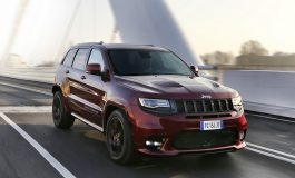 Arriva in Italia la Nuova Jeep® Grand Cherokee MY17