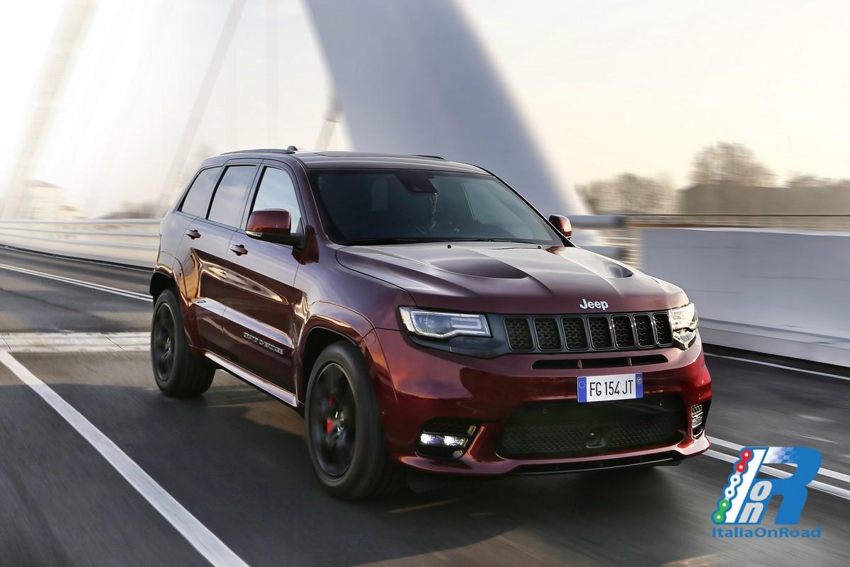 Schema Elettrico Jeep Cherokee : Arriva in italia la nuova jeep grand cherokee my italiaonroad