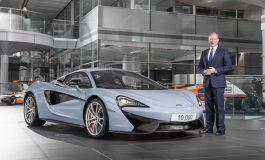 McLaren Automotive costruisce la sua 10,000a vettura