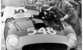 I vincitori delle 11 Mille Miglia disputate nel dopoguerra (1947 - 1957) per immagini
