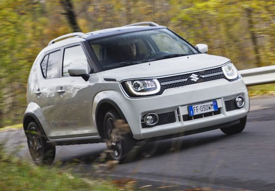 Prova Suzuki Ignis - primo contatto col nuovo SUV Ultra Compatto