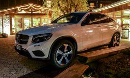 Prova Mercedes Classe GLC Coupè e Michelin CrossClimate SUV - primo contatto