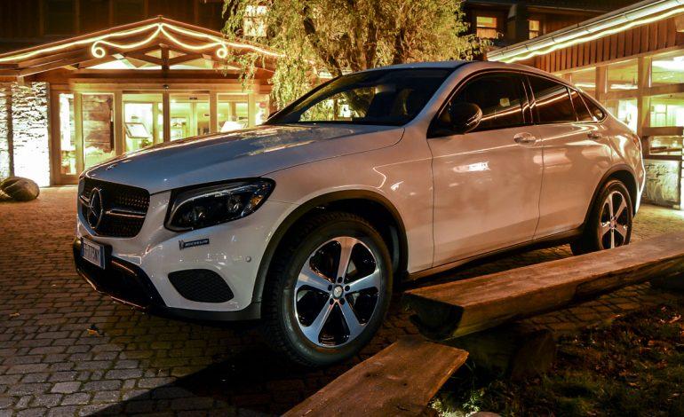 Prova Mercedes Classe GLC Coupè e Michelin CrossClimate SUV – primo contatto