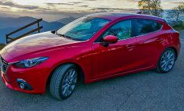 Prova Mazda 3 Exceed, un cocktail di stile e tecnologia