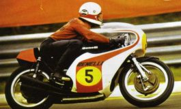 "Jarno Saarinen, ""the flying finn"", e le moto italiane"