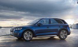 """Nuova Audi Q5 2.0 TDI 150CV e """"S line black"""" in edizione limitata"""