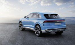Audi al Detroit Motor Show 2017