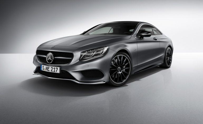 "Mercedes-Benz Classe S Coupé ""Night Edition"""