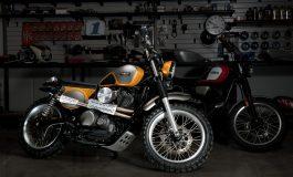 Yamaha presenta la nuova Yard Built SCR950 by Jeff Palhegyi Design
