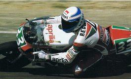 1985 l'Aprilia entra nel mondo dei Gran Premi