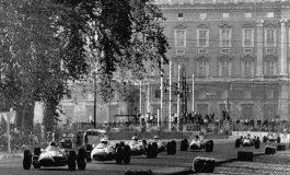 Quando Caserta era sede di una gara automobilistica in circuito