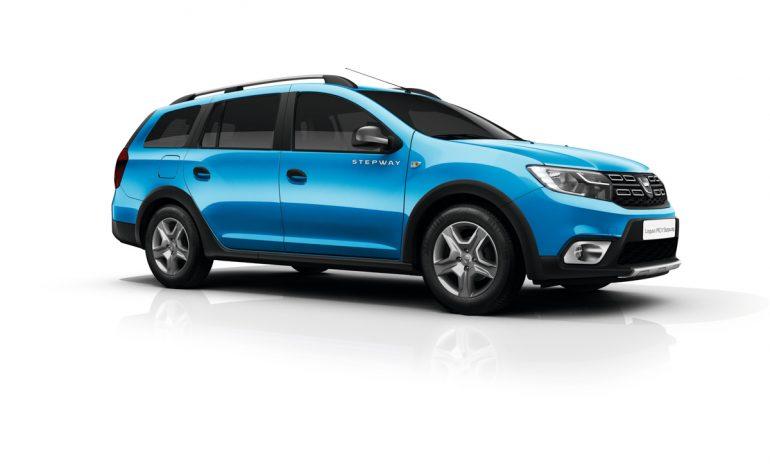 Nuova Dacia Logan MCV STEPWAY: La famiglia stepway si allarga