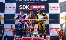 Supersport, Phillip Island - Roberto Rolfo trionfa per un millesimo