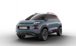 C-Aircross Concept: Il SUV firmato Citroen