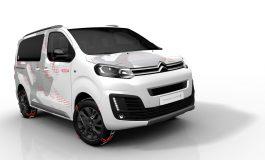 Citroën SpaceTourer 4x4  Ë Concept: Vivere l'avventura con stile