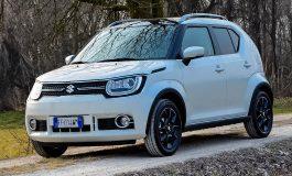 Prova Suzuki Ignis - il SUV ultracompatto che cercavi