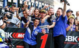 Supersport, Thai Round - Primo trionfo per Federico Caricasulo e per la nuova YZF-R6