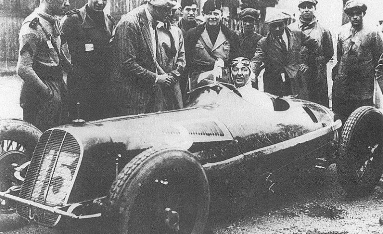 FIAT 806, la prima Gran Prix monoposto della storia