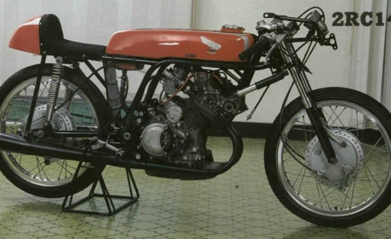 23 aprile 1961, GP di Spagna – La Honda vince il suo primo Gran Premio