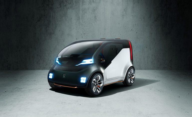 Esordio europeo al Salone di Ginevra per il concept NeuV di Honda