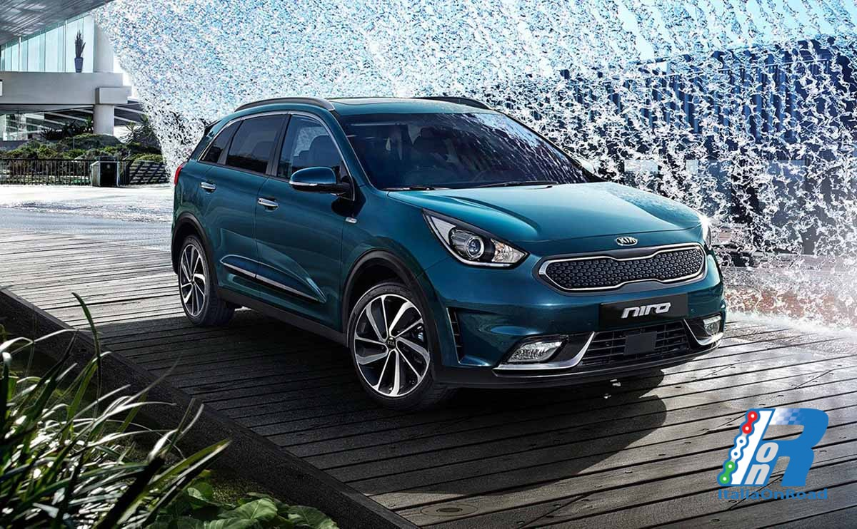 kia niro plug in hybrid il crossover nato ibrido ancora. Black Bedroom Furniture Sets. Home Design Ideas