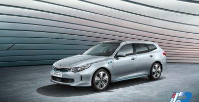 Kia Optima Sportswagon Plug-in Hybrid, classe ed eleganza in versione plug-in