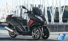 Nuovo Peugeot Metropolis - Un tre ruote di tendenza firmato Peugeot Scooters